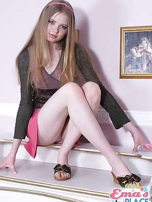 Ema's Place  Ema  18 year, Teens, Young, Natural, Solo